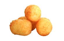Mini aardappelkroketten
