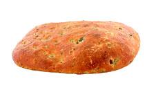 Spaans brood met olijven