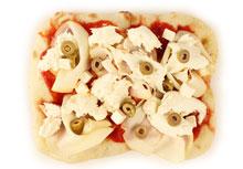 Pizza Romana Formaggi