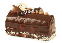 "Kerstbuche ""Love Chocolate"""