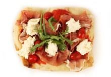 Pizza Romana Prosciutto