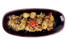 Indische bloemkool & aardappel masala