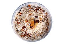 Indische rijst cashewnoten & rozijnen