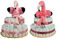 Pampertaart Roze