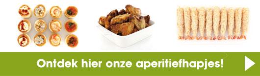 Ontdek hier onze heerlijke aperitiefhapjes !