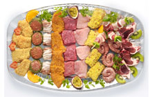 Gourmet - Steengrill