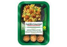 Vegetarische groentenballetjes Garden Gourmet